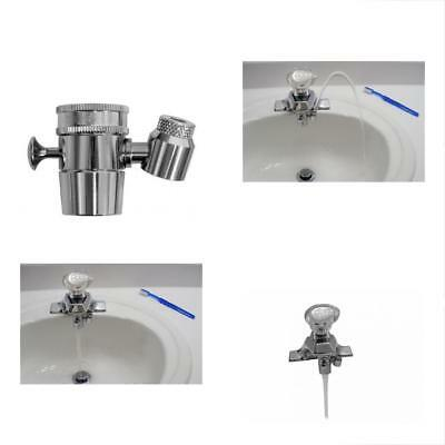 KWIK SIP Brass In Home Faucet Attachment Water Fountain - $19.59 ...
