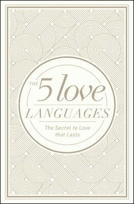 5 Love Languages : The Secret to Love That Lasts, Hardcover by Chapman, Gary,...
