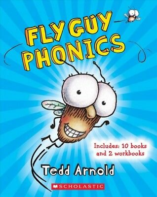 Fly Guy Phonics Boxed Set, Paperback by Arnold, Tedd, Brand New, Free shippin...