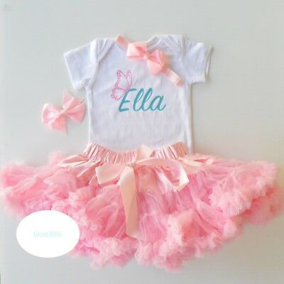 Big, Fluffy Pettiskirt Baby Kid Girl  Party Clothes Tutus Skirts Costume 0-6Y