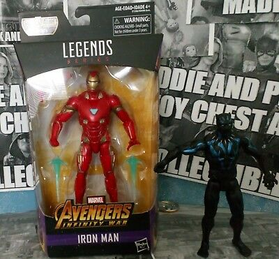 MARVEL LEGENDS AVENGERS Infinity War Iron Man 6