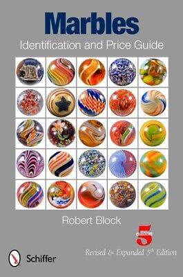 Marbles Identification and Price Guide, Paperback by Block, Robert