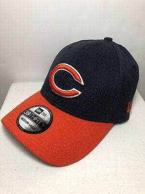 Chicago Bears NFL TD Classic 39THIRTY New Era Hat Cap Men s Stretch   Flex  Fit bdc5a866d