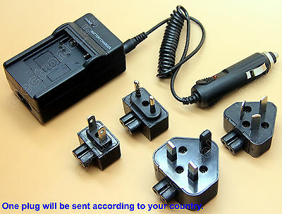 Charger for HP Photosmart R742 R742xi Fujifilm Finepix E200HP E200 HP J50 V10