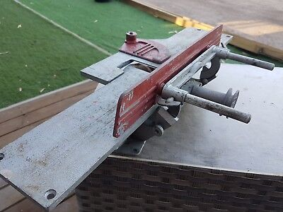 VINTAGE WOODWORKING PLANER 100mm KBC (MADE IN AUST) CIRCA 1940-45