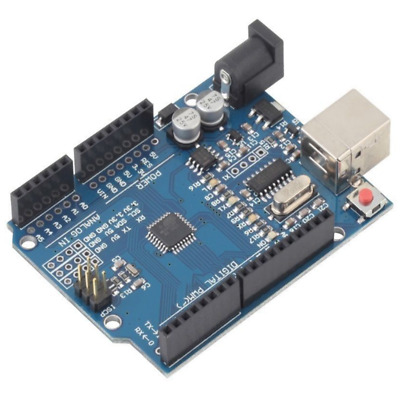 Arduino Uno R3 Rev3 ATMEGA328P Compatible Board FREE USB CABLE & Pins Hot
