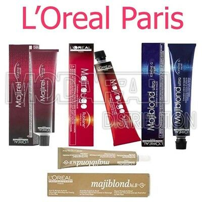 L'OREAL Majirel e Majirouge e Majiblond 50ml  -