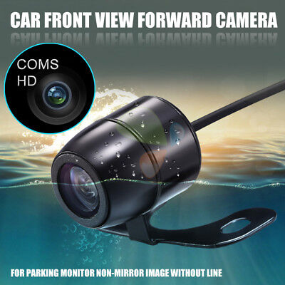 170 Degree Car Front View forward Camera for Parking Monitor Non-mirror No Line