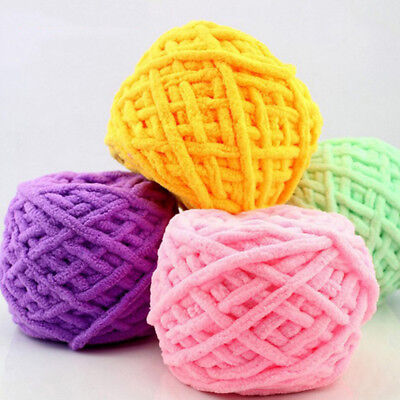 Soft Scarf Hand-knitted Yarn Thick Yarn Crochet Baby Knitting Wool Needlecrafts