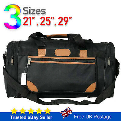 Extra Large Luggage Sports Travel Holdall Carry Cargo Weekend Business Bag