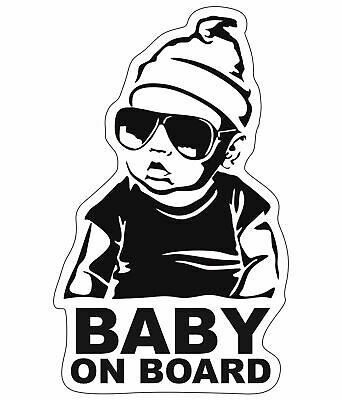baby on board aufkleber 18x10cm auto sticker an bord. Black Bedroom Furniture Sets. Home Design Ideas