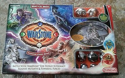 Warstone Battle Box Trading Card Game by Duncan NEW