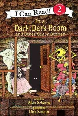 In a Dark, Dark Room : And Other Scary Stories, Hardcover by Schwartz, Alvin;...