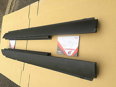 FORD CAPRI SILLS with doorstep 1x PAIR OLD Pressing Fits MK1,2 &3 25-80-00-1/2