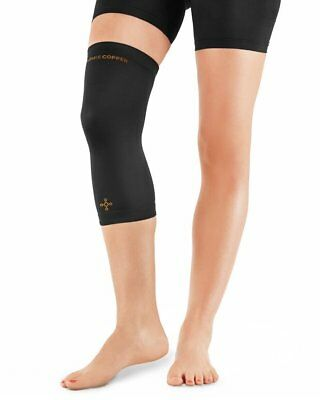 Tommie Copper Women's Recovery Refresh VITALITY Compression Knee Sleeve Black L