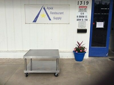 """Heavy Duty 30"""" x 37"""" Equipment Stand For Convection Oven Commercial #3024"""