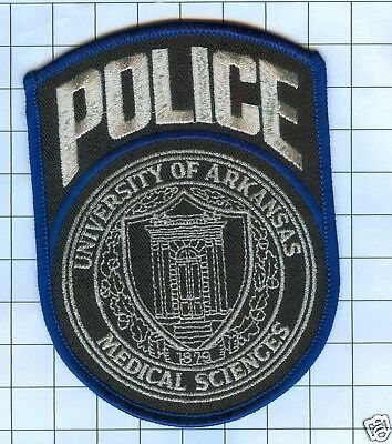 Police Patch - University of Arkansas Medical Sciences