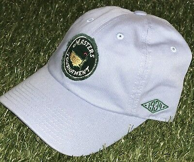 8df42b08d27 2018 Official Masters Augusta National Tournament Golf Hat Tan Adjustable  New