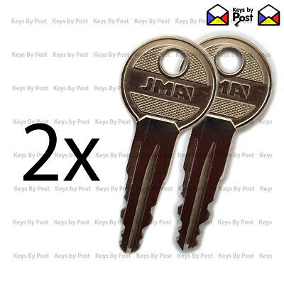 A131-A155 Key Cut To Code 2 New Keys For YAKIMA Roof Rack Licensed Locksmith