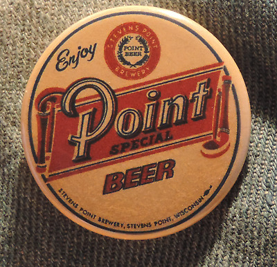 Pin Button Badge Ø38mm  Point Special ( bière - Beer - Bier )