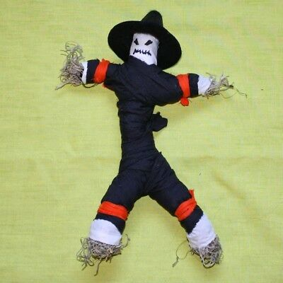 All Hallows Eve Voodoo Doll Halloween Poppet Love Wealth Curse Change Luck