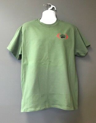 855cdd055 BLACKWATER * Xe Services * ACADEMI Logo OD Green Short Slv MORALE T-Shirt