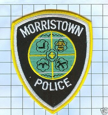 Police Patch  - Tennessee - Morristown