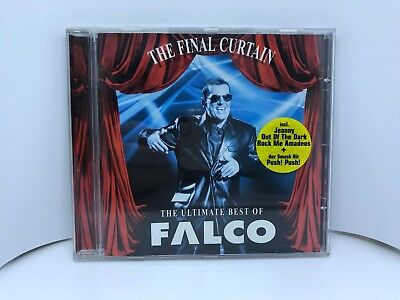 Falco - The Final Curtain - The Ultimative Best of Falco - CD