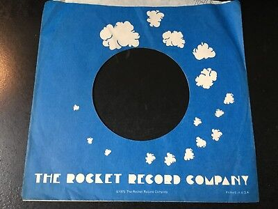 Storage & Media Accessories Rocket Records 45 Record Company Sleeve