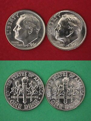 1997 P Roosevelt Dime ~ Uncirculated Coin in Mint Cello