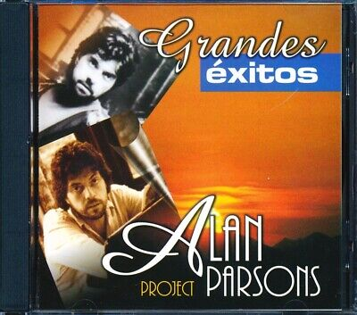SEALED NEW CD Alan Parsons Project, The - Grandes Exitos