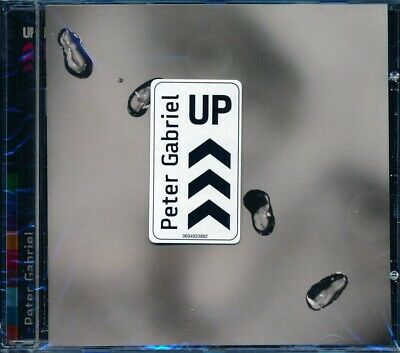 SEALED NEW CD Peter Gabriel - Up