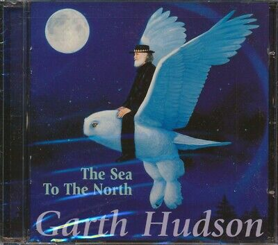 SEALED NEW CD Garth Hudson - The Sea To The North
