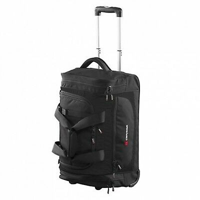 NEW Caribee Technic  Roller 55Cm Black - in BLACK - 55CM -  Suitcases
