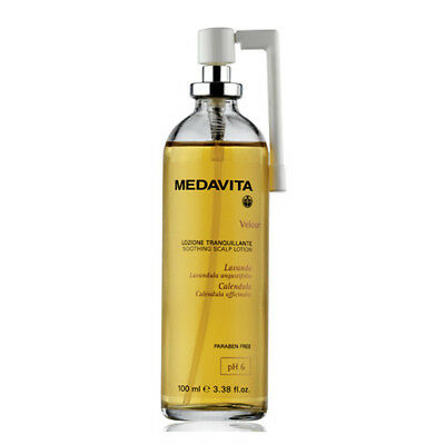 MEDAVITA Velour Lozione tranquillante Soothing scalp lotion Tonic 100ml