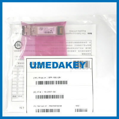 New Sealed Cisco Sfp-10G-Lr Sfp Transceiver Module Gbic