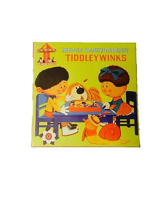 Magic Roundabout Tiddleywinks Classic Fun Traditional Vintage Game Family Kids