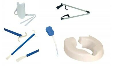 Hip Replacement Recovery Kit - Post hip operation easy reach kit.