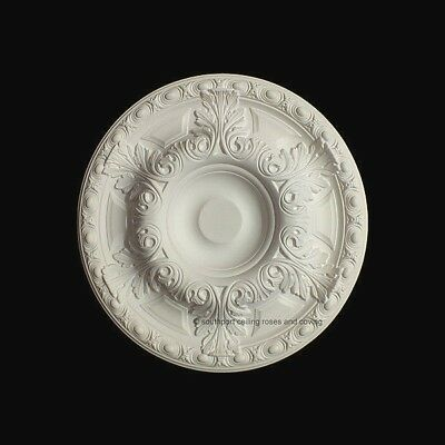 60cm Diameter, Lightweight Ceiling Rose (made of strong resin not polystyrene)