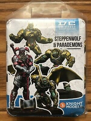 Knight Models DC Universe: Steppenwolf & Parademons Resin