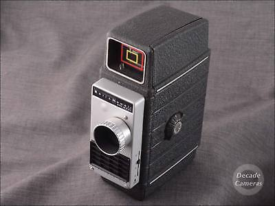 6385 - Bell & Howell 8mm Movie Camera inc Case