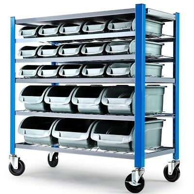 Baumr-AG Bin Parts Garage Storage Shelving