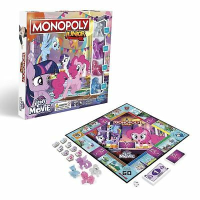 Hasbro Gaming Monopoly Junior My Little Pony Board Game