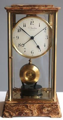 Bardon Marble Art Deco Sweep Second Electric Clock