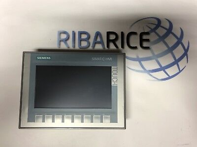 Siemens Simatic HMI TOUCH KTP 700 Basic 6AV2123-2GB03-0AX0