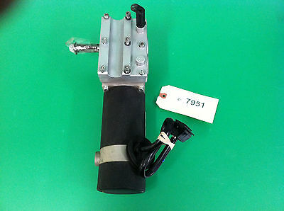 Left Motor & Gearbox for Pride Jazzy Jet 3 Ultra  Power Wheelchair #7951