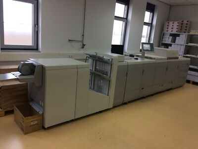 Canon imagePRESS C7010VP Farbproduktionssystem in Wartung