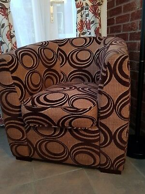 Attractive Large Tub Chair/ Armchair