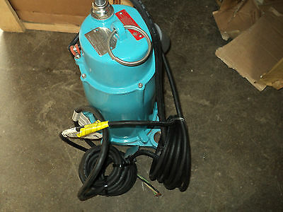 LITTLE GIANT GP-A201-20-H130 Grinder Pump, 2 HP, Voltage 208, Amps 13.9, 1 PHASE