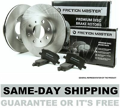 Front Brake Rotors and Ceramic Pads fits 2007 - 2015 CAMRY